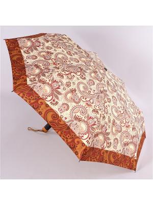 Зонт Airton. Цвет: бежевый, светло-коричневый
