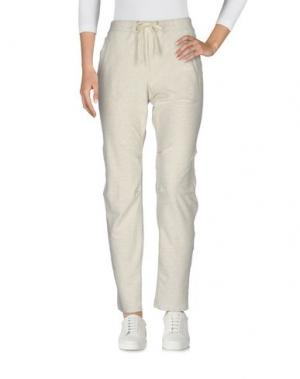 Повседневные брюки JAMES PERSE STANDARD. Цвет: слоновая кость