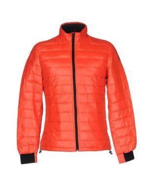 Куртка TAKESHY KUROSAWA. Цвет: красный