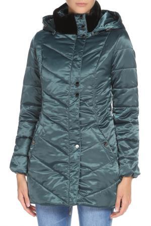 Куртка DizzyWay. Цвет: малахитовый