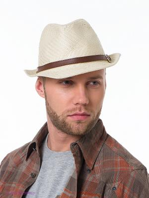 Шляпа Maxval. Цвет: светло-бежевый