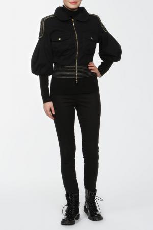 Жакет LAFEI-NIER. Цвет: черный