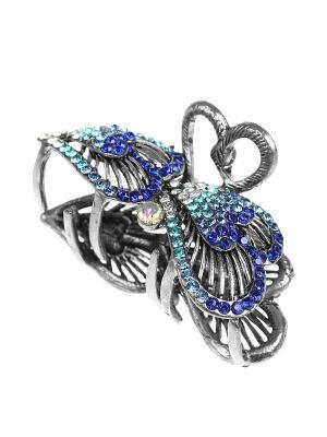 Краб Migura. Цвет: серебристый,синий,голубой