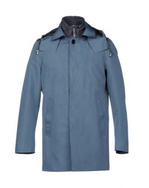 Куртка KIRED. Цвет: грифельно-синий