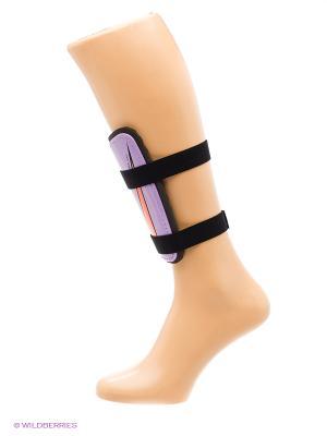 Щитки HARD SHELL SLIP-IN Nike. Цвет: фиолетовый