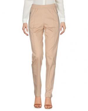 Повседневные брюки MARC CAIN. Цвет: песочный