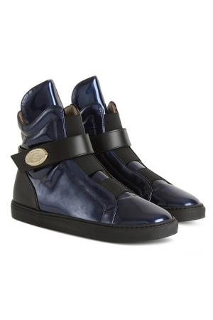 Ботинки Norma J. Baker. Цвет: синий