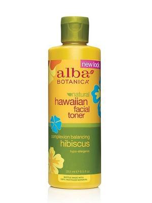 Гавайский тоник для лица, 251 мл Alba Botanica. Цвет: прозрачный