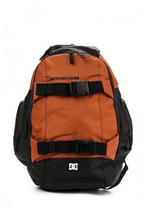 Рюкзак DC Shoes. Цвет: коричневый