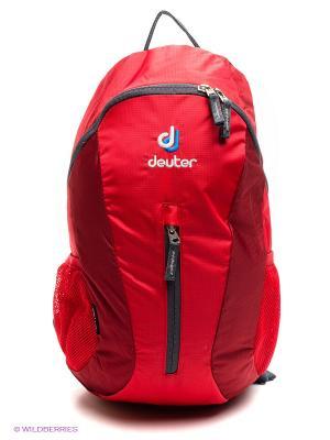 Рюкзак Deuter Daypacks City Light. Цвет: красный