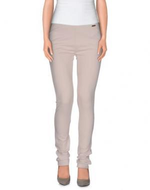 Повседневные брюки CRISTINAEFFE. Цвет: розовый