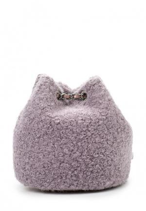 Сумка Vitacci. Цвет: фиолетовый