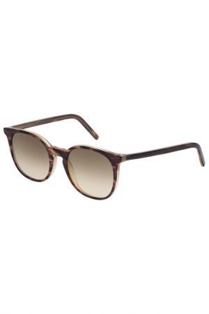 Солнцезащитные очки Tomas Maier. Цвет: 003