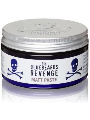 Матовая паста для укладки волос THE BLUEBEARDS REVENGE. Цвет: синий
