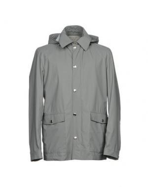 Куртка KIRED. Цвет: серый