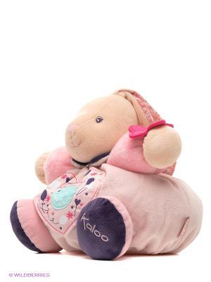 Заяц большой - Птичка, коллекция Розочка Kaloo. Цвет: розовый