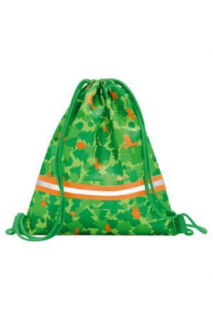 Мешок детский Mysac greenwood REISENTHEL. Цвет: зеленый