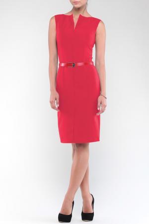 Платье REBECCA TATTI. Цвет: красный