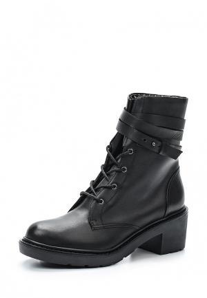 Ботинки Shellys London. Цвет: черный