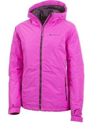 Куртка Alpine PRO. Цвет: фуксия