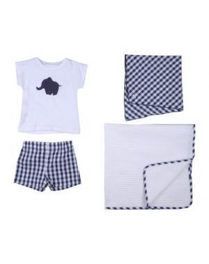 Пижама LA STUPENDERIA. Цвет: белый