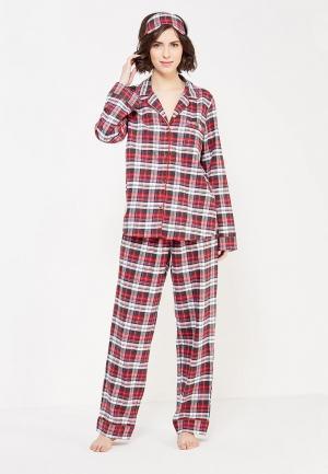 Пижама Gap. Цвет: красный
