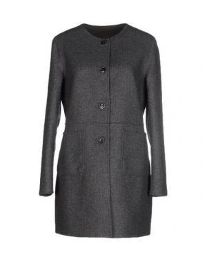 Легкое пальто JAN MAYEN. Цвет: серый