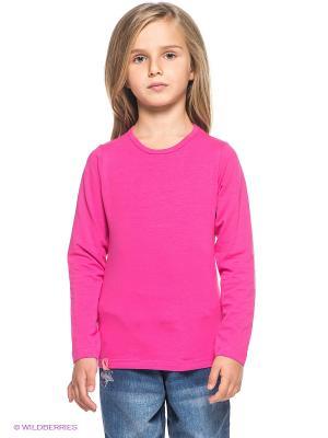 Лонгслив, 2 шт. PlayToday. Цвет: розовый, малиновый