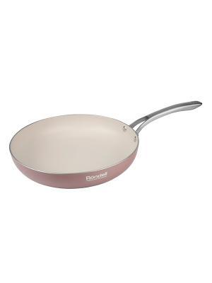 Сковорода RONDELL. Цвет: бледно-розовый