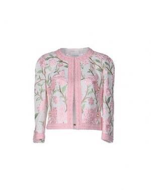 Пиджак EDWARD ACHOUR. Цвет: розовый