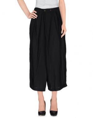 Повседневные брюки COMME DES GARÇONS. Цвет: черный