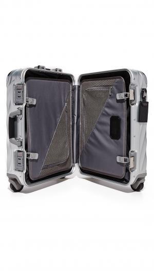 19 Degree Aluminum Continental Carry On Tumi