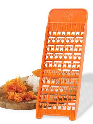 Тёрка BABY-GRATER Borner. Цвет: оранжевый