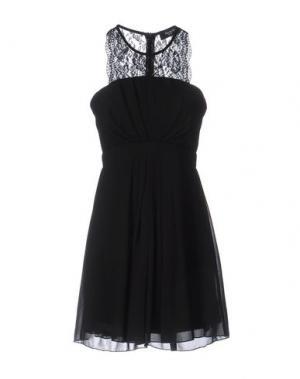 Короткое платье SISTERS POINT. Цвет: черный