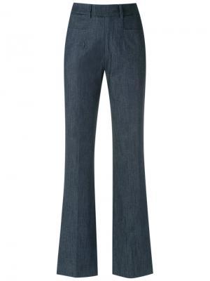 Расклешенные брюки Tufi Duek. Цвет: none