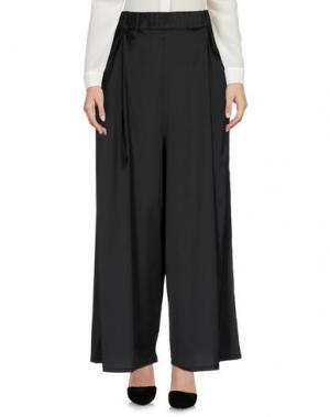 Повседневные брюки MAISON 9 Paris. Цвет: черный