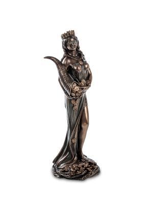 Статуэтка Фортуна - Богиня удачи Veronese. Цвет: бронзовый