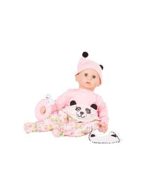 Кукла Куки с аксессуарами GOTZ. Цвет: розовый