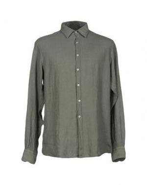 Pубашка I.D.I.B.. Цвет: зеленый-милитари