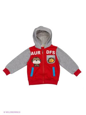 Куртка Kidly. Цвет: красный