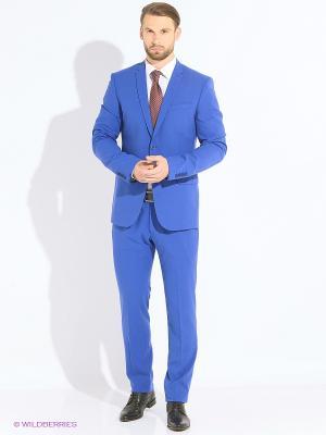 Костюм мужской Barkland. Цвет: голубой
