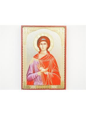 Именная икона Любовь Bethlehem Star. Цвет: коричневый