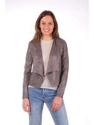 Куртка Tally Weijl. Цвет: серый