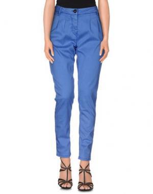 Джинсовые брюки NINE:INTHE:MORNING. Цвет: пастельно-синий