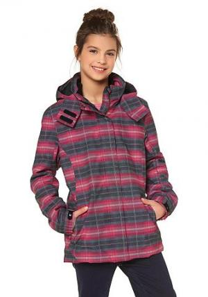 Куртка Killtec. Цвет: розовый