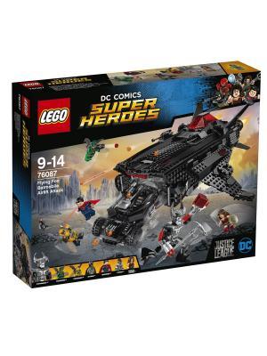 Super Heroes Нападение с воздуха 76087 LEGO. Цвет: синий