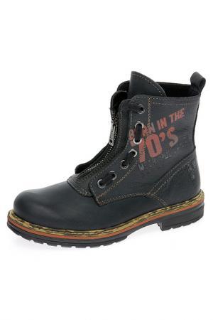 Ботинки Ciao Kids. Цвет: черный