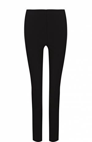 Облегающий брюки с завышенной талией Rag&Bone. Цвет: черный