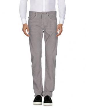 Повседневные брюки POLO JEANS COMPANY. Цвет: светло-серый