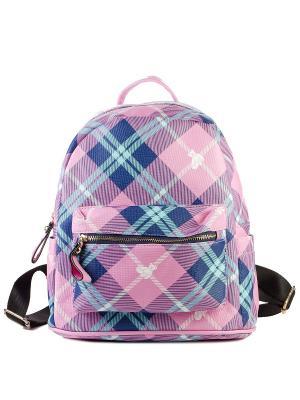 Рюкзак AnnA Wolf. Цвет: синий, лиловый, розовый, сиреневый